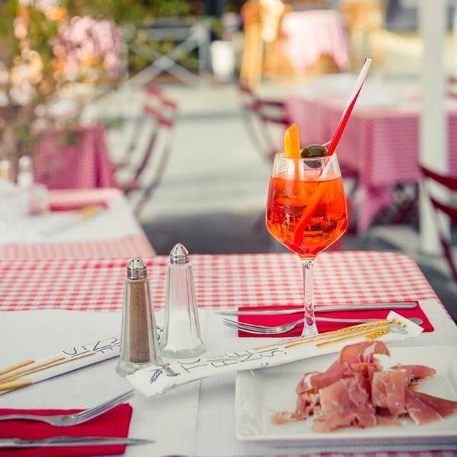 Le restaurant - L'Osteria du Prado - Marseille